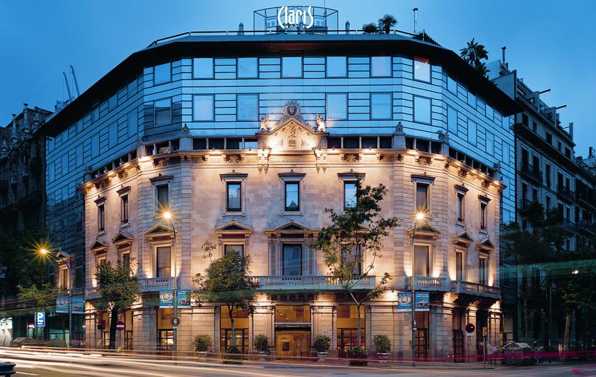 Hotel Claris & Spa